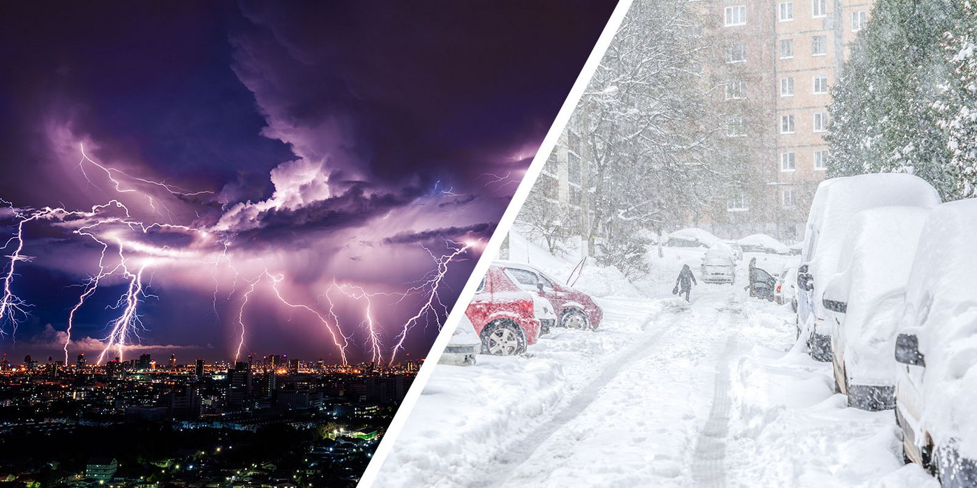 Are Your IT Systems Prepared For CT Hurricanes and Blizzards?