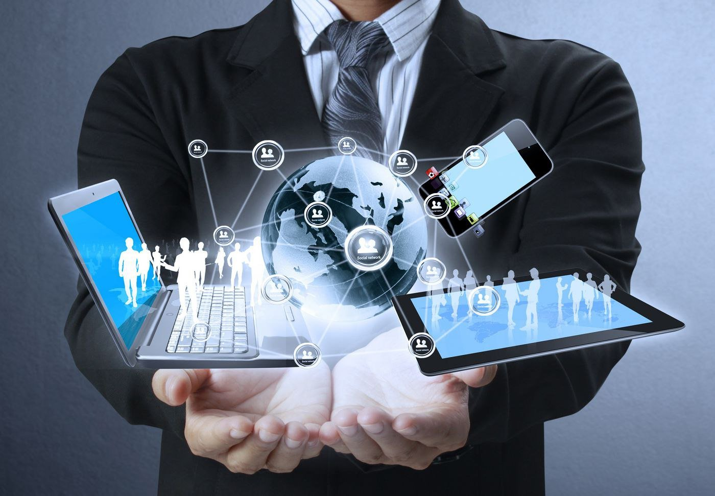 Should Your Company Introduce Mobile Devices to Do Business and Office Work?
